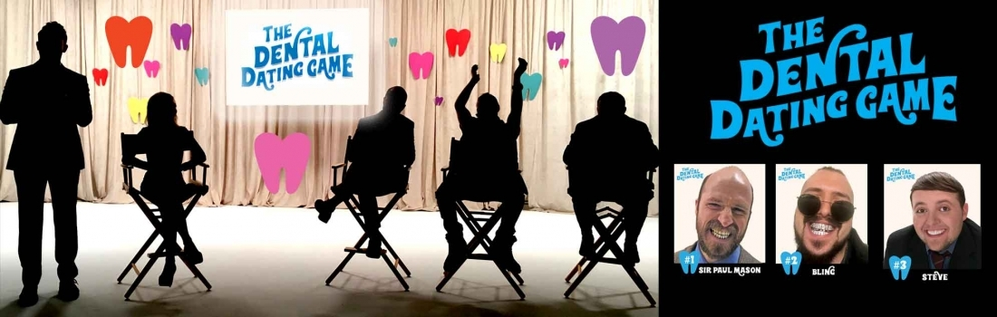 """""""THE DENTAL DATING GAME"""" TV Commercial is Live!"""