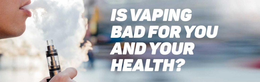 Is Vaping Bad For Your Teeth? Here's What You Should Know About Teeth Veneers Manchester Too